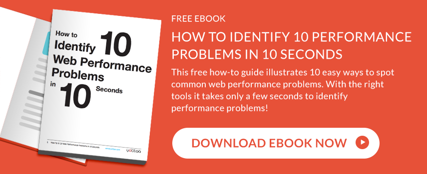 Yottaa Send Us Your Performance Problem to Review