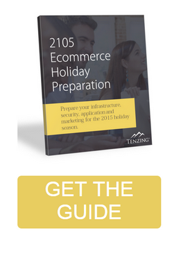 2015 eCommerce Holiday Preparation