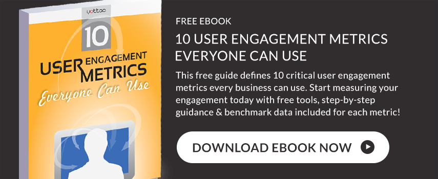 10 User Engagement Metrics Everyone Can Use