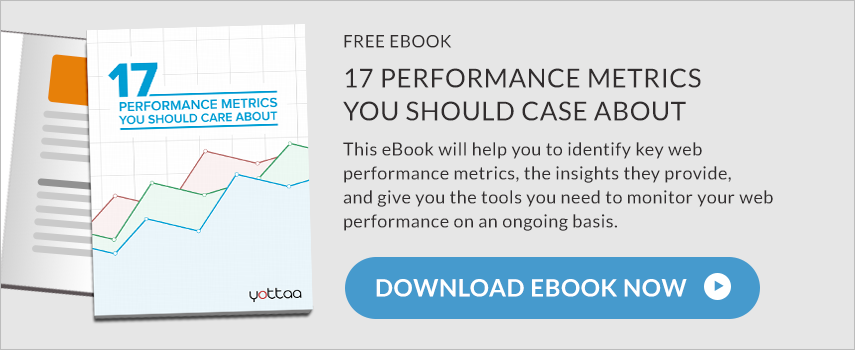 Yottaa Ebook 17 Performance Metrics You Should Care About Download