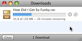 Progress Bar for Download