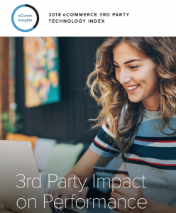 Download 2019 eCommerce 3rd Party Performance Index